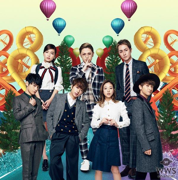 AAAの東京ドーム公演がDVDとBlu-rayで発売決定!あの感動のステージついに映像化!