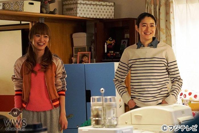 内田理央が若くして三人の子供を持つ元ヤンママ役で奮闘!ドラマ『大貧乏』が1月8日、いよいよ初回放送!
