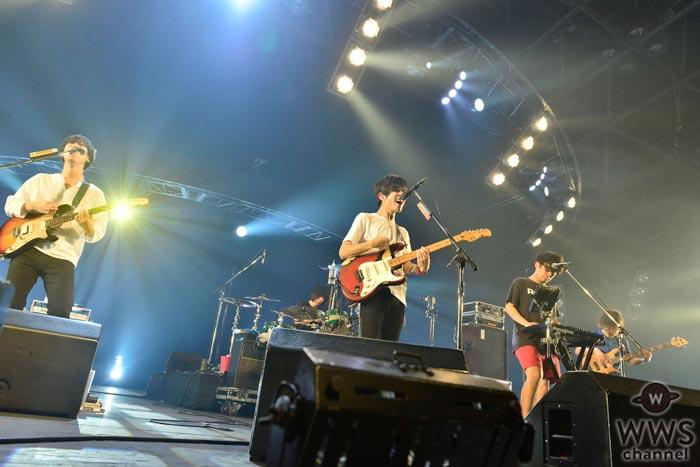 キュウソネコカミが今年もCOUNTDOWN JAPANに出演!レキシとのコラボ曲や定番曲含む、全9曲を熱唱!