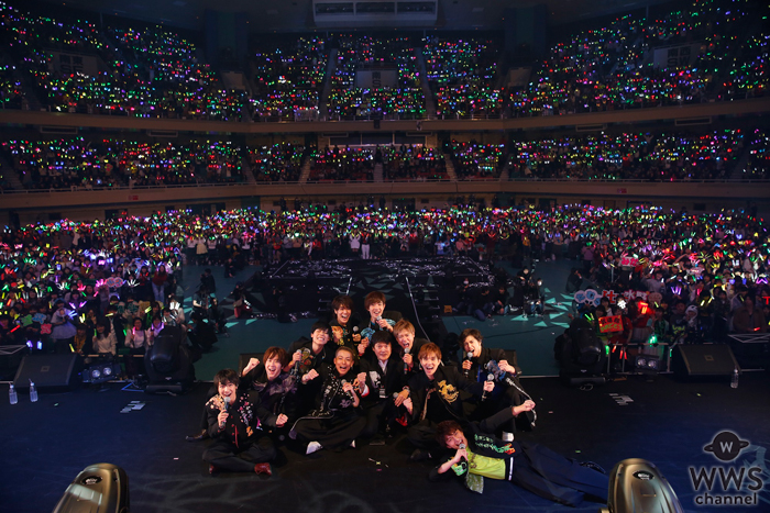 BOYS AND MENが初の武道館ライブ!夢のステージを達成し、更に全国47都道府県ライブ開催を発表!