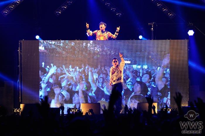 DJダイノジがCOUNTDOWN JAPAN 16/17に出演!『恋ダンス』『前前前世』など披露で最高の大忘年会に!