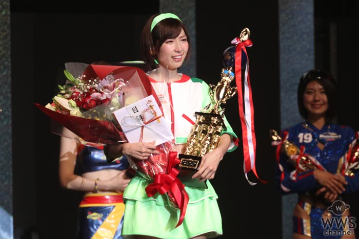 400名を超えるレースクイーンの7代目頂点は清瀬まち!岡山県から好きなレースのために上京したシンデレラガール!