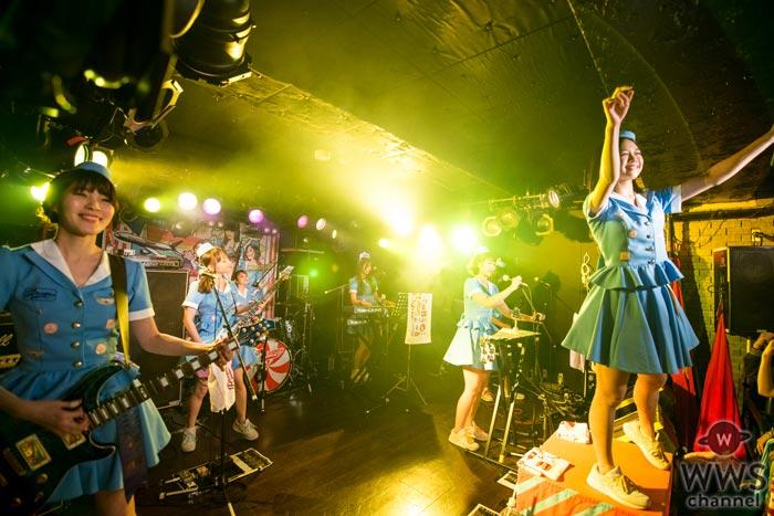 PASSPO☆がバンドとダンスの二面性に特化した全国ツアー『歌って踊って奏でるツアー』をスタート!