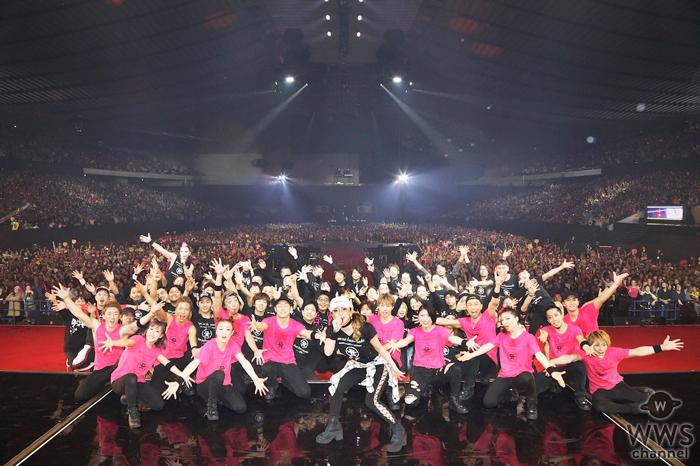 浜崎あゆみが聖地・代々木第一体育館でのカウントダウンライヴ開催!17年の歴史を感動的に締めくくる!