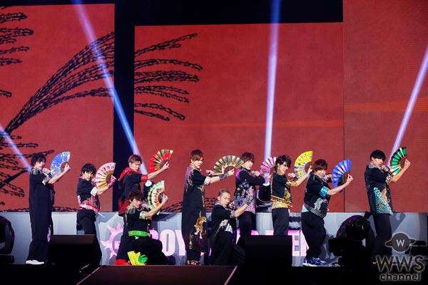 BOYS AND MENが初の武道館ライブ大成功!夢のステージを達成し、更に全国47都道府県ライブ開催を発表!
