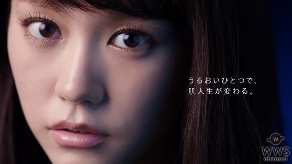 桐谷美玲、北川景子、小泉今日子が新ブランド『ONE BY KOSÉ』のイメージキャラクターに!TVCMは1/20からオンエア!