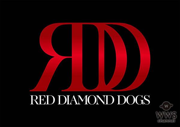 EXILE ATSUSHIが結成した新バンド「RED DIAMOND DOGS」初の撮りおろしミュージック・ビデオが遂に解禁!等身大のATSUSHIに大注目!!