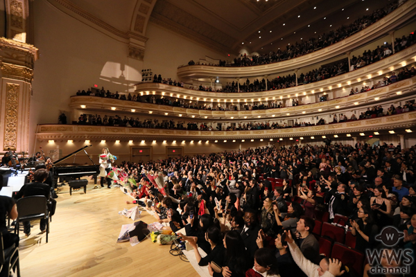 X JAPAN YOSHIKIがアジア人初の歴史的快挙の米・2大殿堂を完全制覇!YOSHIKIという人間の生き様が全身全霊で体現された2日間!