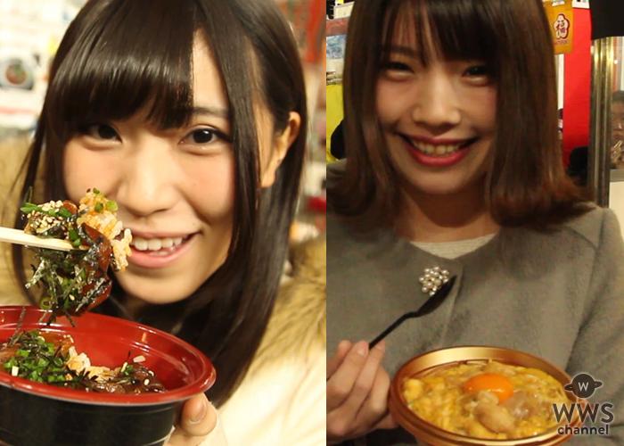 【動画】海鮮丼から激辛のアイスクリームまで満喫!正統派アイドル・優木りの 美和花樺(さくらシンデレラ)がふるさと祭り東京でグルメレポート!