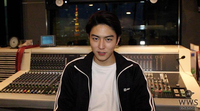 【WWS独占】 俳優・稲葉友から2017年新春メッセージ!