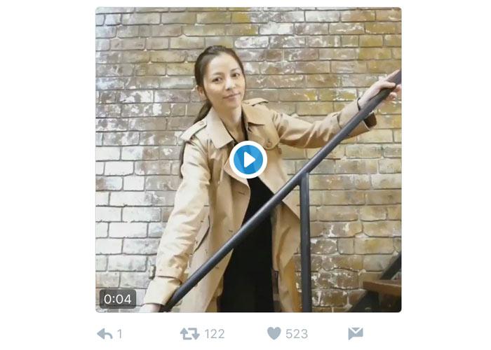 香里奈の可愛すぎるキュートな笑顔が話題に!『嫌われる勇気』タイトルコールがツイッター上で人気沸騰!