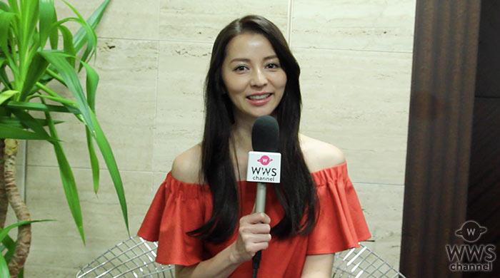 【動画】1/12よりフジテレビドラマ『嫌われる勇気』に出演する香里奈にインタビュー!