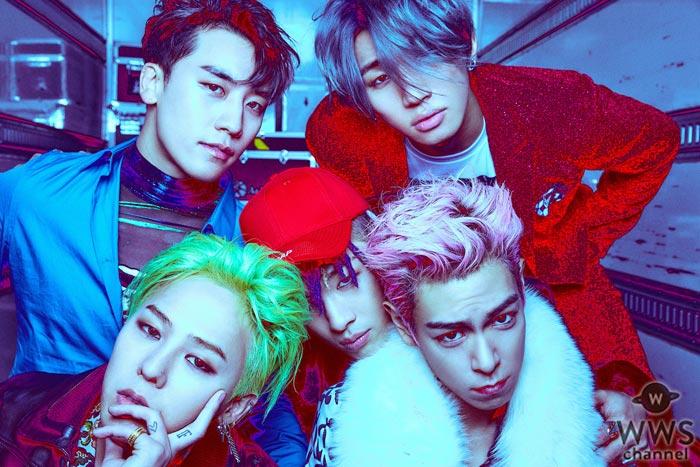 BIGBANGのニューフルアルバム『MADE』がオリコンウィークリー初登場1位獲得!