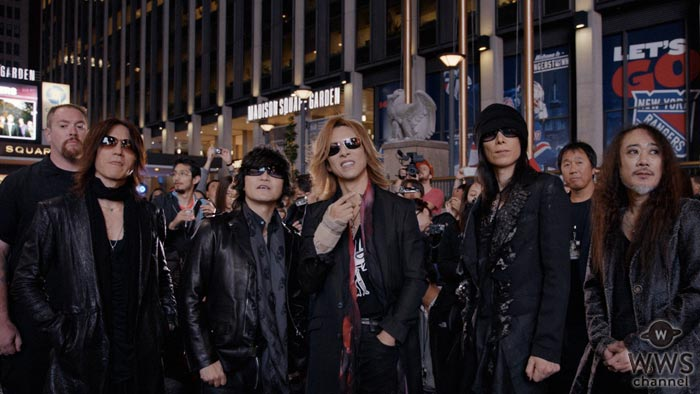 X JAPANがTOHOシネマズ 六本木ヒルズに降臨!映画『WE ARE X』ジャパンプレミア決定!
