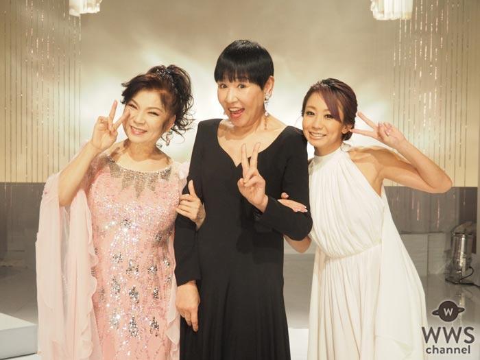 倖田來未がMUSIC FAIRにて新曲『On my way』をテレビ初披露!和田アキ子、八代亜紀と豪華共演!