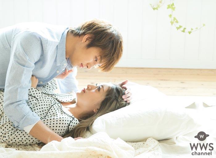 池田美優(みちょぱ)とSOLIDEMO 中山優貴の床ドンに「胸アツ」「爆鬼かわいい」と絶賛の声!