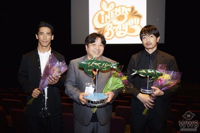 青柳翔、AKIRA、小林直己 出演の映画『たたら侍』がシネマ・オン・ザ・バイユー映画祭でグランプリ&主演男優賞を受賞!