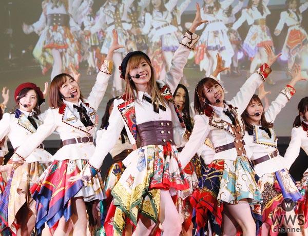 SKE48がアルバム収録曲『夏よ、急げ!』を初披露!ステージの他にも数多くのアトラクションを展開!