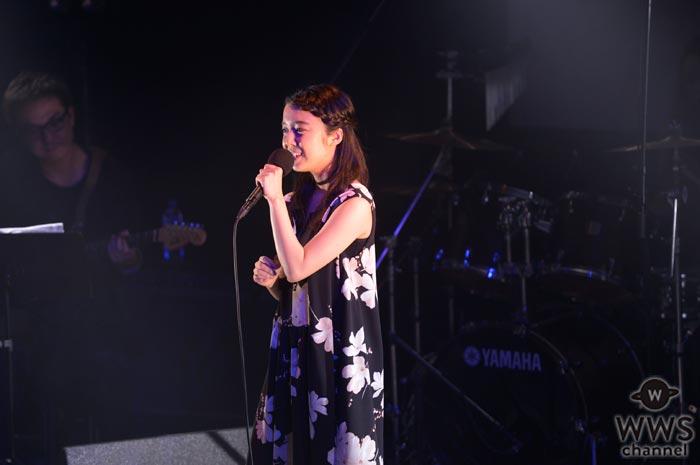 上白石萌音が初のワンマンライブを開催!歌うように演じ、演じるように歌うボーカルスタイルでオーディエンスを魅了!