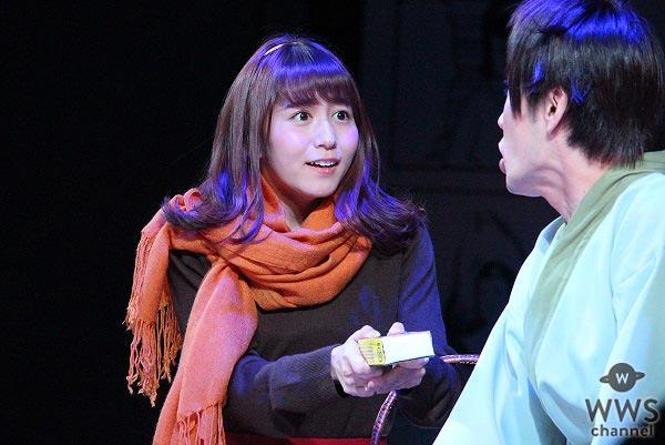 SKE48の大場美奈が舞台『ギャグマンガ日和』のヒロイン役で魅せる!「まだまだ勉強中。これからもっと挑戦していきたい」