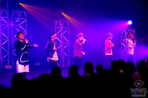 Da-iCE 花村想太がFREAKがコラボステージ!「花村想太の歌力が洗練されて垣間見えるステージになりました」