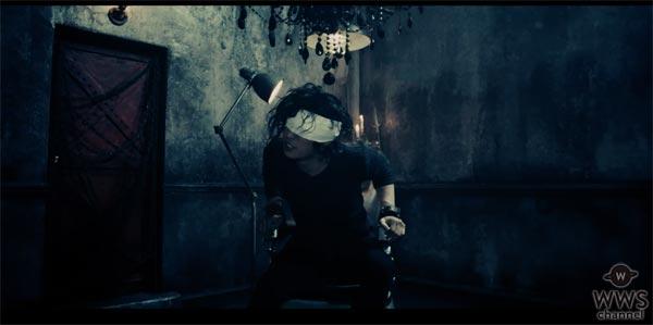 GACKTのニューシングル『罪の継承~ORIGINAL SIN~』の意味深なスポット映像が解禁!