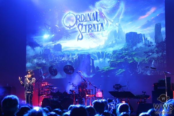 X JAPAN Toshlが初のゲーム楽曲となる『CRYSTAL MEMORIES』と『時の海へ』を初披露!「ゲームにもある幻想感や壮大感を表してみようと考えました」