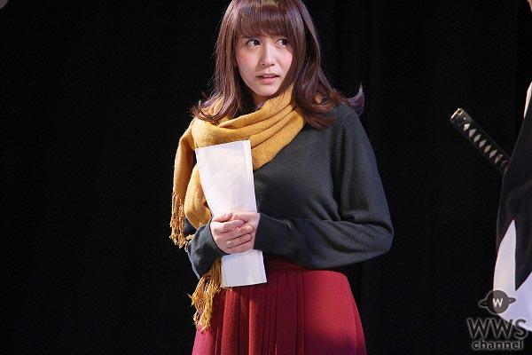 SKE48の大場美奈が舞台『ギャグマンガ日和』で魅せる!「まだまだ勉強中。これからもっと挑戦していきたい」
