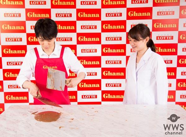 羽生結弦がバレンタイン手づくりチョコレートに初挑戦!「料理自体、ほとんどしないんです・・・」