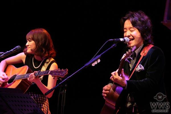 chayが弾き語りバレンタインライブを開催!TRICERATOPSの和田唱がシークレットゲストとして登場!