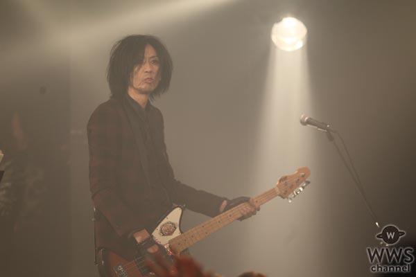 【ライブレポート】PATA完全復活!X JAPANに続き、Ra:INで復活ライブ開催!「長いもので14年もやってたって全然気がつきませんでした。」