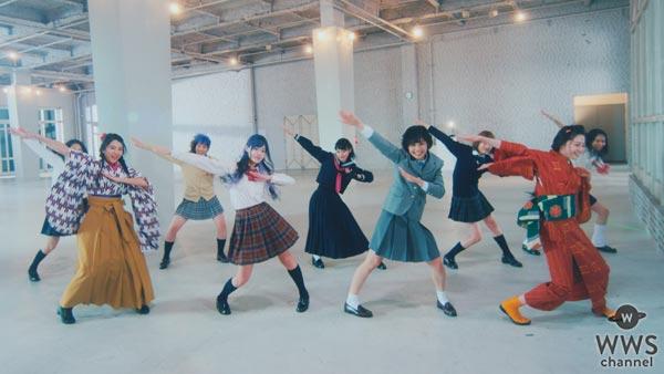 東京パフォーマンスドールがNTTドコモのPR動画で『JKの盛れるポーズの歴史』をテーマに様々な時代の女子高生ファッションを披露!