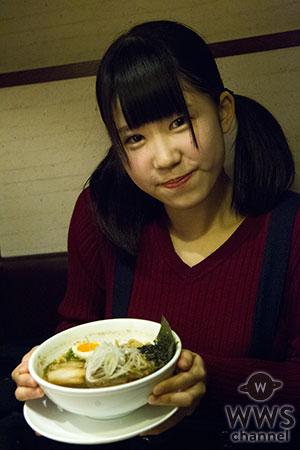 正統派美少女アイドル・桜瀬もえ(さくらシンデレラ)が「すごい肉の日」イベントでグルメレポート!霜降り上タン塩からメロンパンアイスまでフルコース!