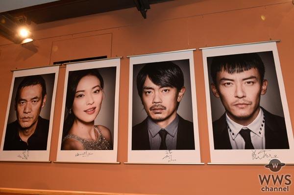 劇団EXILEの青柳翔がモントオール世界映画祭に続きベルリン国際映画祭に登壇!「率直に感動しましたし、興奮しました」
