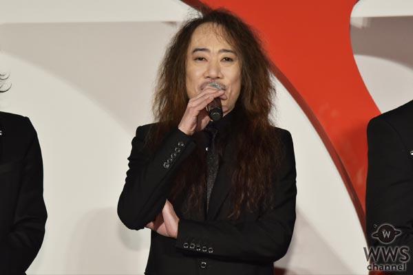 涙でX JAPANを語るYOSHIKIにToshlが・・・!?映画『WE ARE X』ジャパンプレミア舞台挨拶で熱き思いを語る!