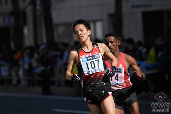 東京マラソン2017が新コースで開催!井上大仁が2時間8分22秒で8位!