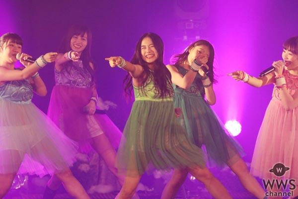 【写真特集】GEMが『UNIDOL 2016-17 Winter』のシークレットゲストで登場!新曲『Sugar Baby』など披露!