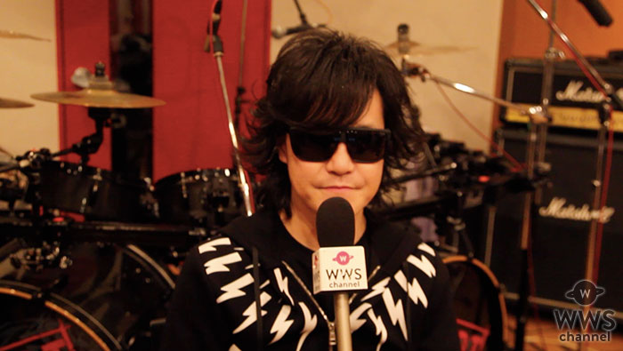 【動画】X JAPAN Toshlにインタビュー!2/11 2/12 恵比寿ガーデンホールでバレンタインライブ開催!