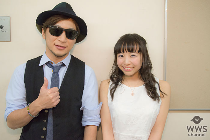 【動画】成瀬あんず(さくらシンデレラ)がmiyake(mihimaru GT)にインタビュー!「さくらシンデレラは一生懸命さをアピール出来るグループ」