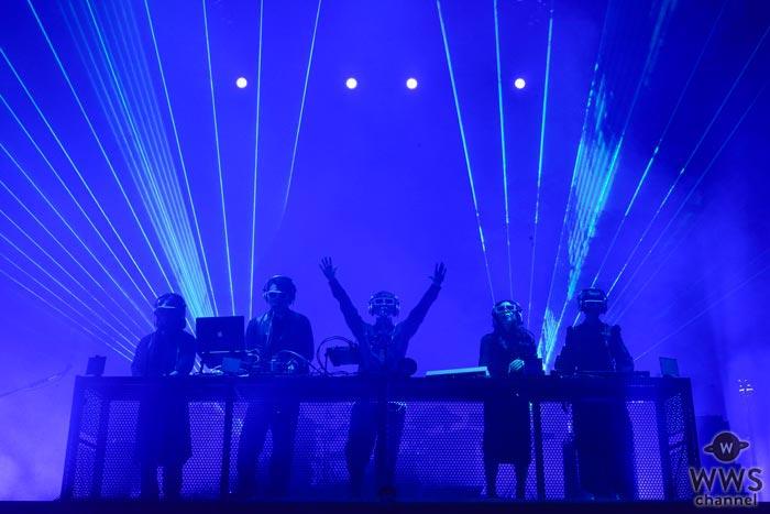 【ライブレポート】サカナクションがビクターロック祭りに登場!光と音の祭典に会場全員が踊り狂う!