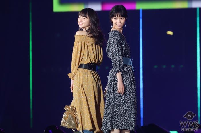乃木坂46 齋藤飛鳥、西野七瀬が可愛すぎる2ショットで東京ガールズコレクション2017 S/Sに登場!