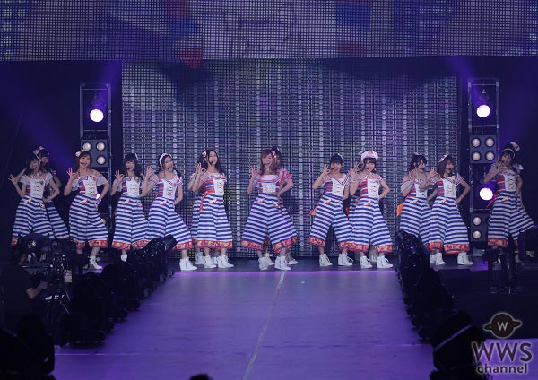 SKE48が関西コレクションのライブ&ファッションショーに登場!「夢みたいな時間でした!」