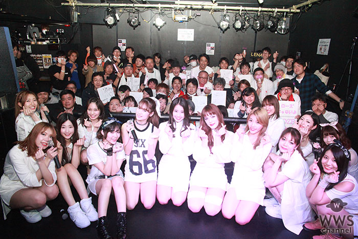 【写真特集】ROZE、CHERRSEE、サンミニが激しくもSEXYなダンスパフォーマンスで共演!『GirlsJAM vol.1』開催で大盛況!