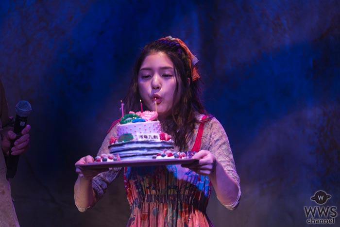 川島海荷を新劇場『浅草九劇』開業イベントでサプライズ祝福!23歳の抱負は「新しい自分を出せるように頑張ります」