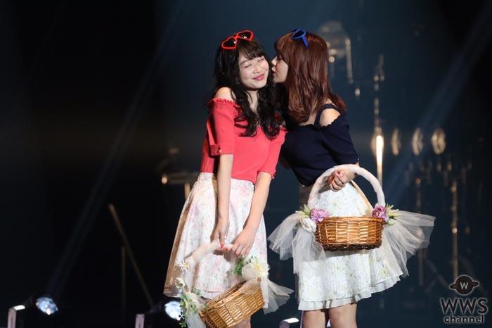 藤田ニコルがランウェイでキス!?超十代 LODISPOTTOステージに岡本夏美、日下部美愛らが登場!