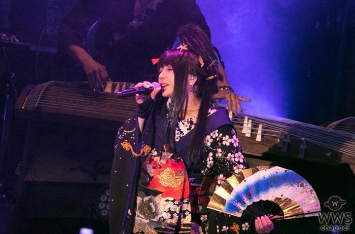 和楽器バンドがNEW ALBUM『四季彩-shikisai-』に収録される日光東照宮御鎮座四百年記念 単独公演のライヴ映像を公開!