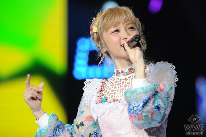 Dream Amiが神戸コレクション2017 S/Sで新曲『はやく逢いたい』を初披露!
