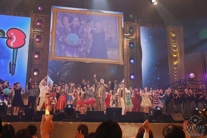 ピコ太郎の日本武道館ライブにLiSA、サイサイ、ももクロ派生ユニット・マス寿司三人前など様々なゲストが次々と登場!