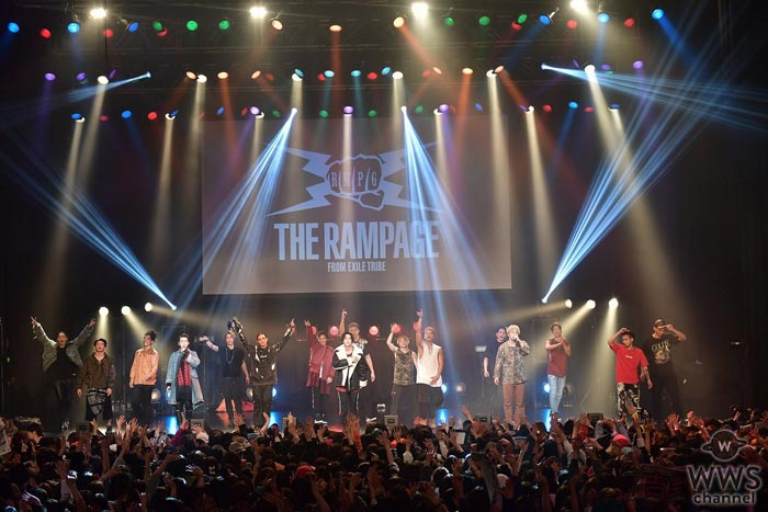 THE RAMPAGE、AKLO、KANDYTOWNが『MTV LIVE MATCH』に登場!次世代の音楽シーンを担う3組が熱狂のステージを繰り広げる!