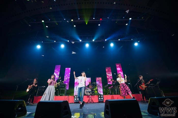 家入レオ、大原櫻子、藤原さくらの豪華すぎるライブ開催!サプライズでコラボ楽曲も披露!